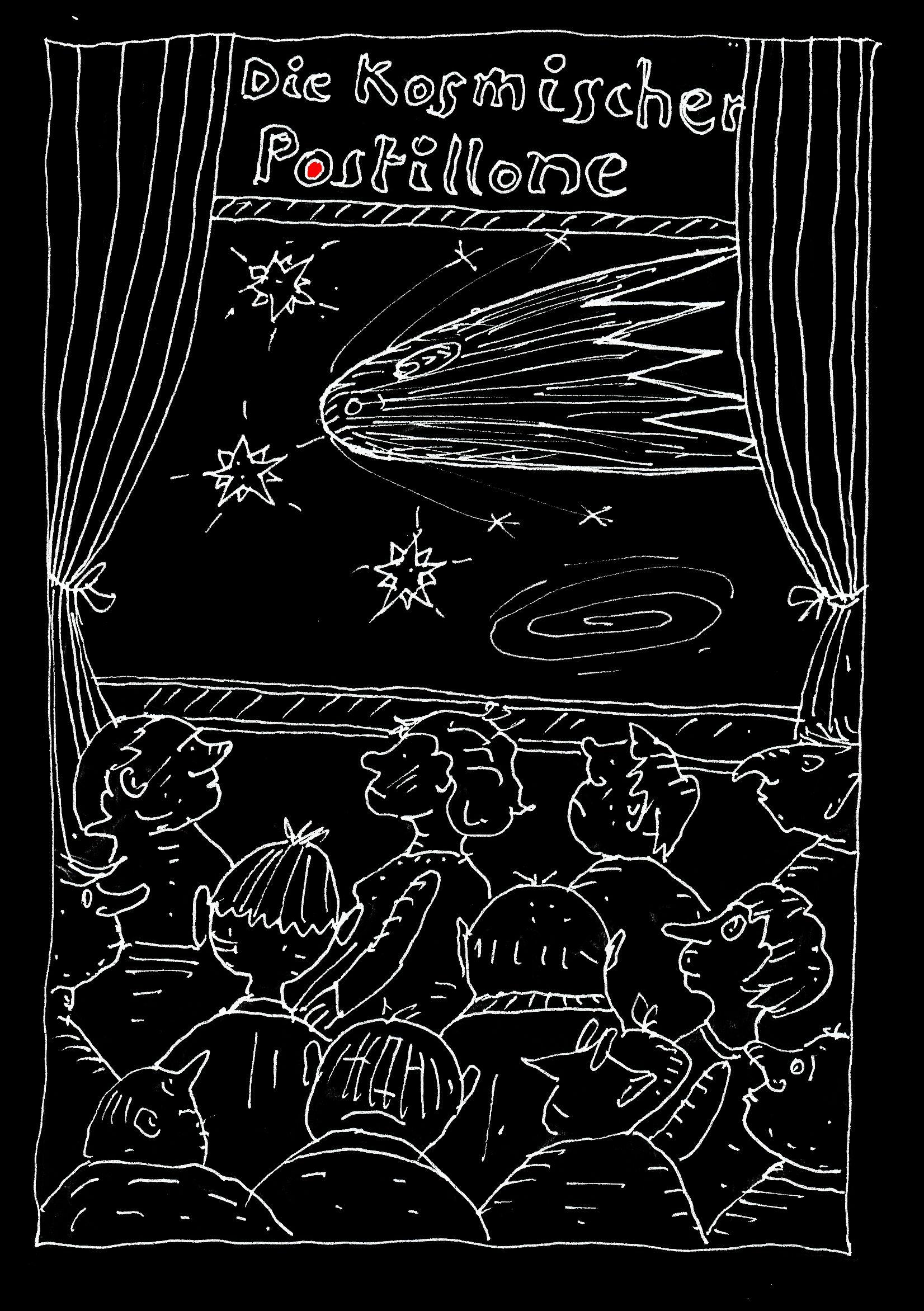 X Sch3 Die kosmischen Posti